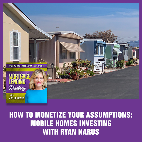 MLM 255 | Mobile Homes Investing