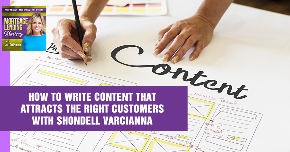 MLM 258 | Content Writing